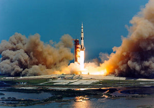 On This Day in Space! April 16, 1972: Apollo 16 Launches to the Moon