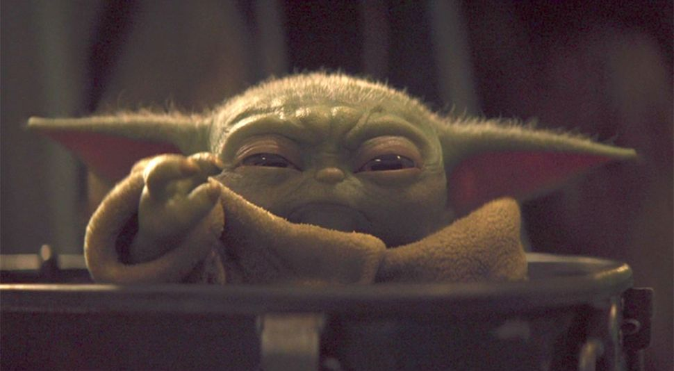 Star Wars fans, could we be getting a Baby Yoda series?!