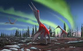 Flying 'frozen dragon of the north' dinosaur with F-16-sized wingspan discovered