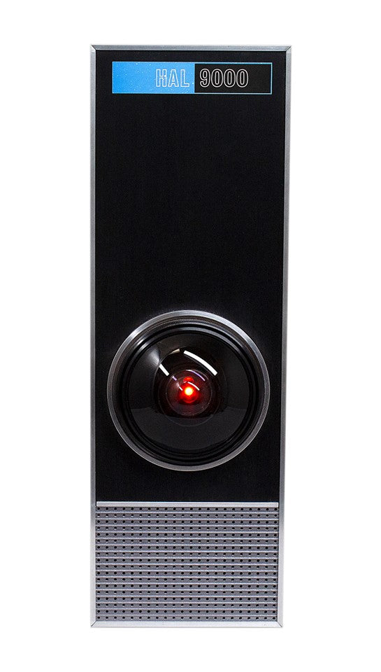 HAL 9000 Prototype Auction - Screen Used Prop on The Big Theory!