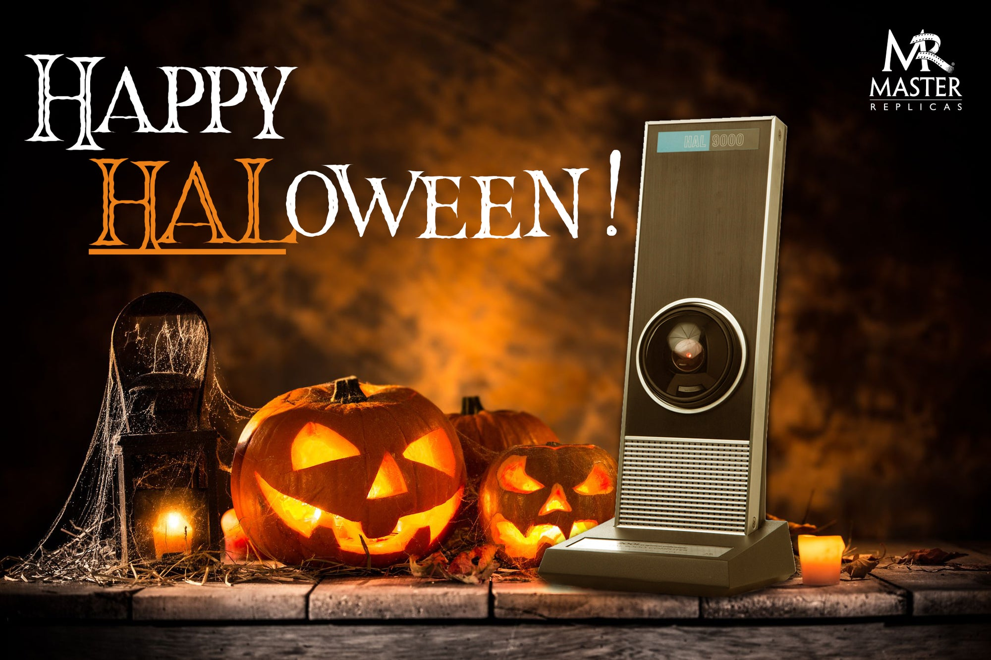 HALoween Spooktacular Sale! Save 10% on most in-stock products