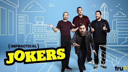 Congratulations Impractical Jokers!