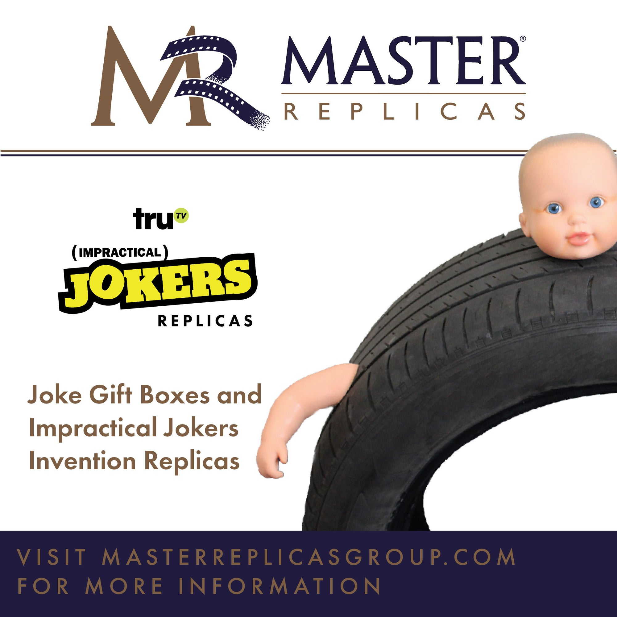 Impractical Jokers Product Announcement!
