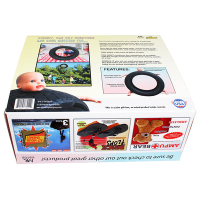 truTV Officially Licensed Impractical Jokers Gift Box - Tire Baby