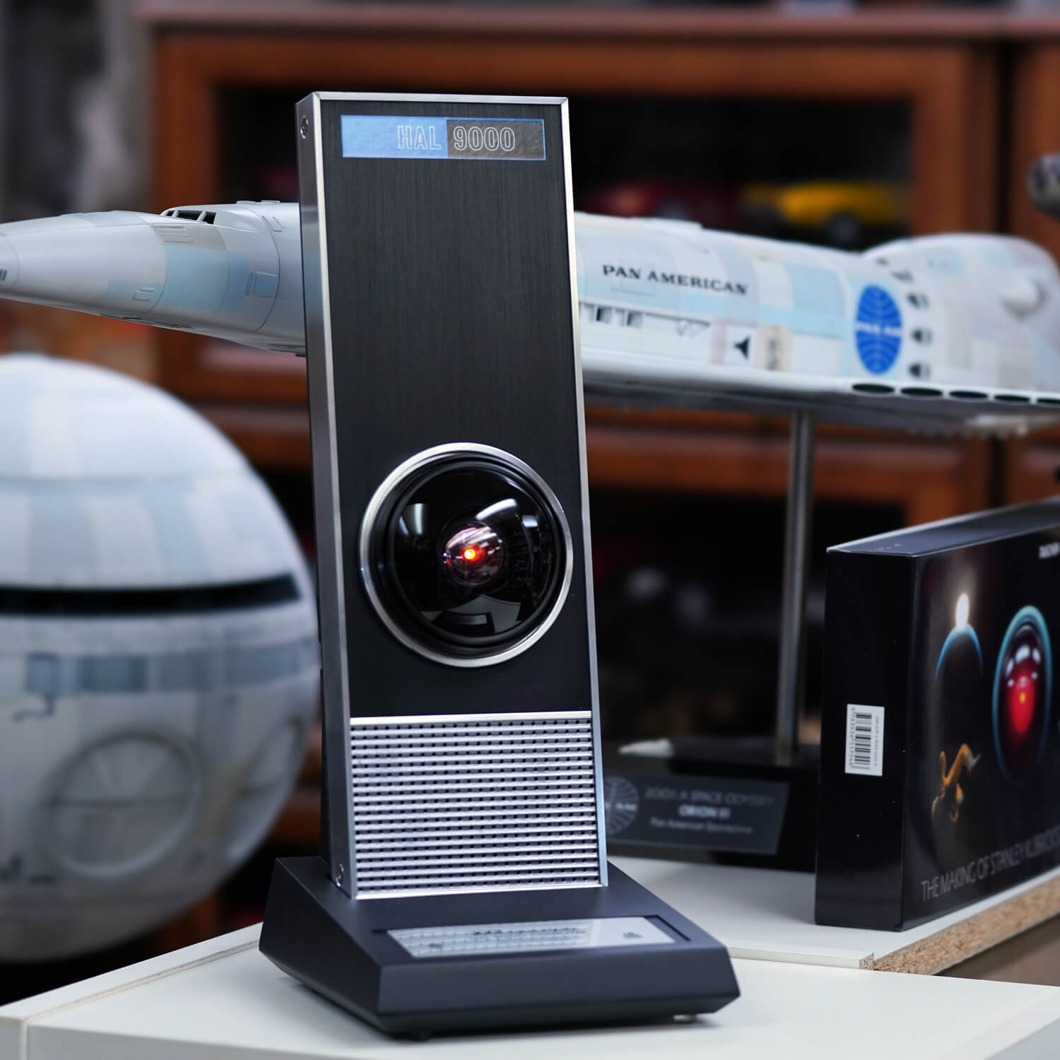 2001 A Space Odyssey HAL 9000 Collectible and Replica  Bluetooth Speaker