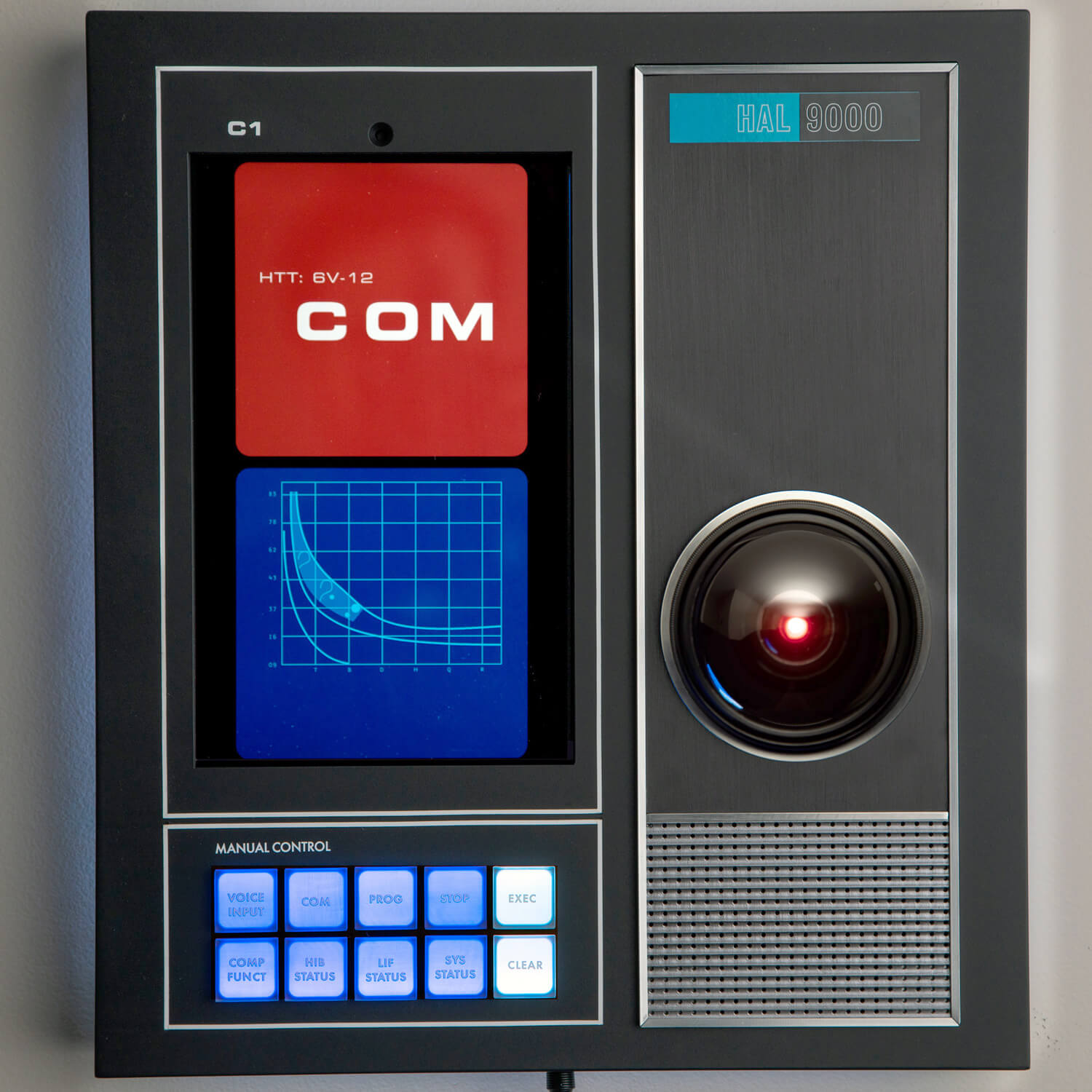 HAL 9000 with Command Console Limited Edition - Pre-Order