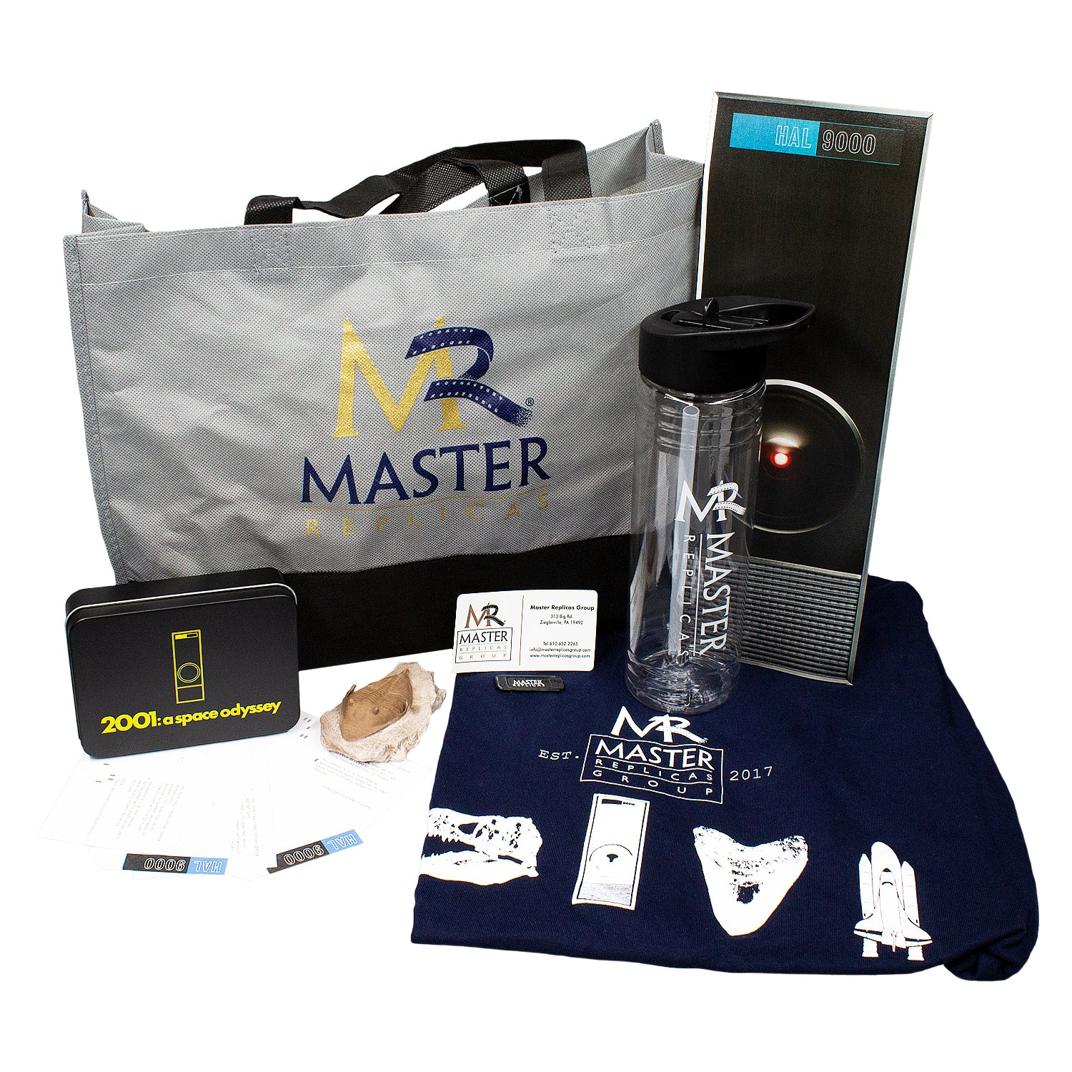 Master Replicas Swag Bag