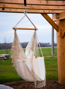 Brazilian Hammock Chair - Natural