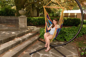 Brazilian Hammock Chair - Tropical