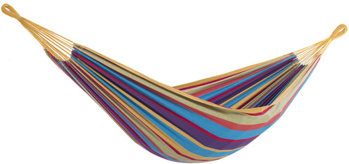 Brazilian Deluxe Double Hammock Tropical
