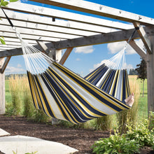 Load image into Gallery viewer, Brazilian Deluxe Double Hammock - Serenity