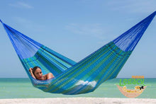 Load image into Gallery viewer, Nylon Hammock Jumbo Caribe