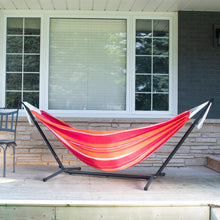 Load image into Gallery viewer, Universal Hammock Stand with Double Hammock Mimosa