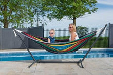 Load image into Gallery viewer, Universal Hammock Stand with Double Hammock Rio
