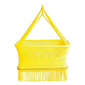 Baby Bassinet Yellow