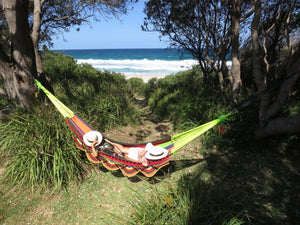 Camping Hammock Multi-colour