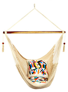 Large hammock chair Natural