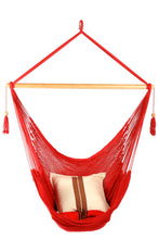 Load image into Gallery viewer, Large hammock chair Red
