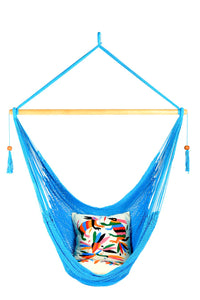 Large hammock chair Turquoise