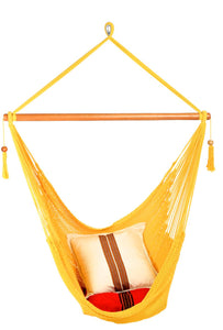 Large hammock chair Yellow