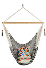 Load image into Gallery viewer, Large hammock chair Zebra