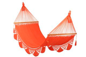 Large hammock Orange