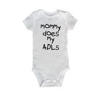 Mommy ADLs