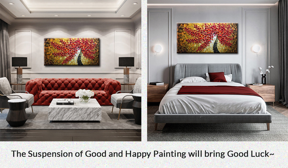 oversized painting-modern abstract art-contemporary art painting (2)