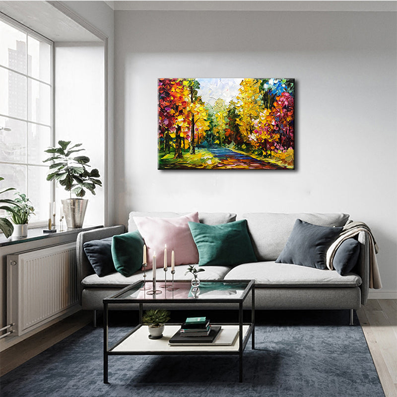 cheap art canvas-modern canvas painting-canvas art painting