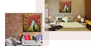 32*32inch Save $12 ($59.99 on Amazon) Modern Paintings Framed Ready to Hang (Only for US)