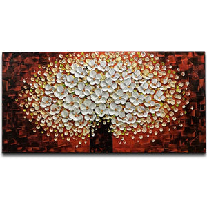 20*40inch Save $12 ($59.99 on Amazon) Wall Art Painting Framed Ready to Hang (Only for US)