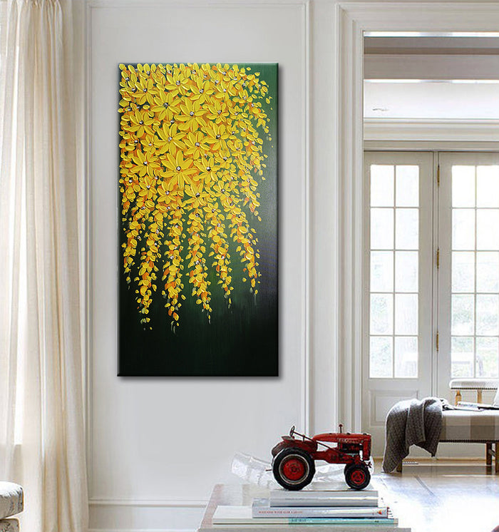24*36inch Save $8 ($53.99 on Amazon) Modern Painting Framed Ready to Hang (Only for US)