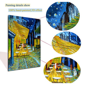 Art Reproductions Van Gogh The Cafe Terrace on the Place