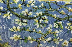 Van Gogh Famous Flower Paintings 100% Hand Painted by Artists