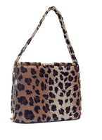 Faux Leopard hand/shoulder bag - Unique Boutique NYC  - 1