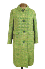 Spring Green Tweed