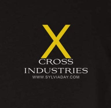 Cross Industries V-neck Tee