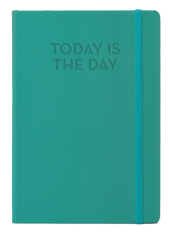 Today is the Day Notebook (Autograph optional)