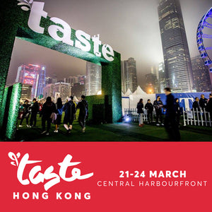 Participation in Taste of Hong Kong