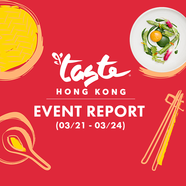 Participation in Taste of HK 2019 – When Japanese sake meets West