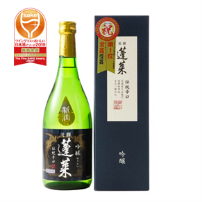 Fine Sake Awards 2019 Grand Gold Medal -