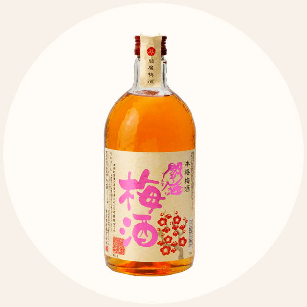 Enma Umeshu Malt-Made-Shochu-Based, </br>the Freshest