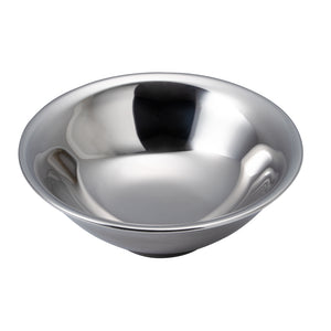 Double Wall Sake Cup Silver