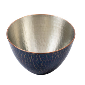 Tsuiki Copperware Sake Cup Blue