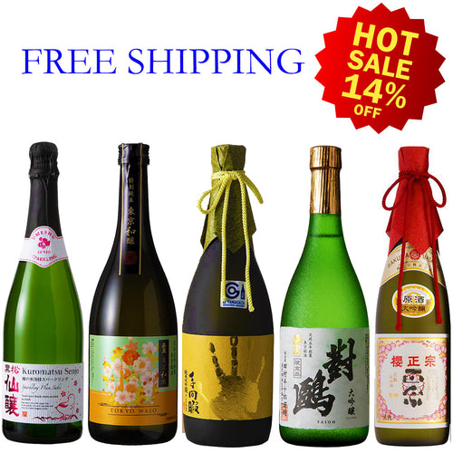 【Free Delivery】Food Pairing Master Set