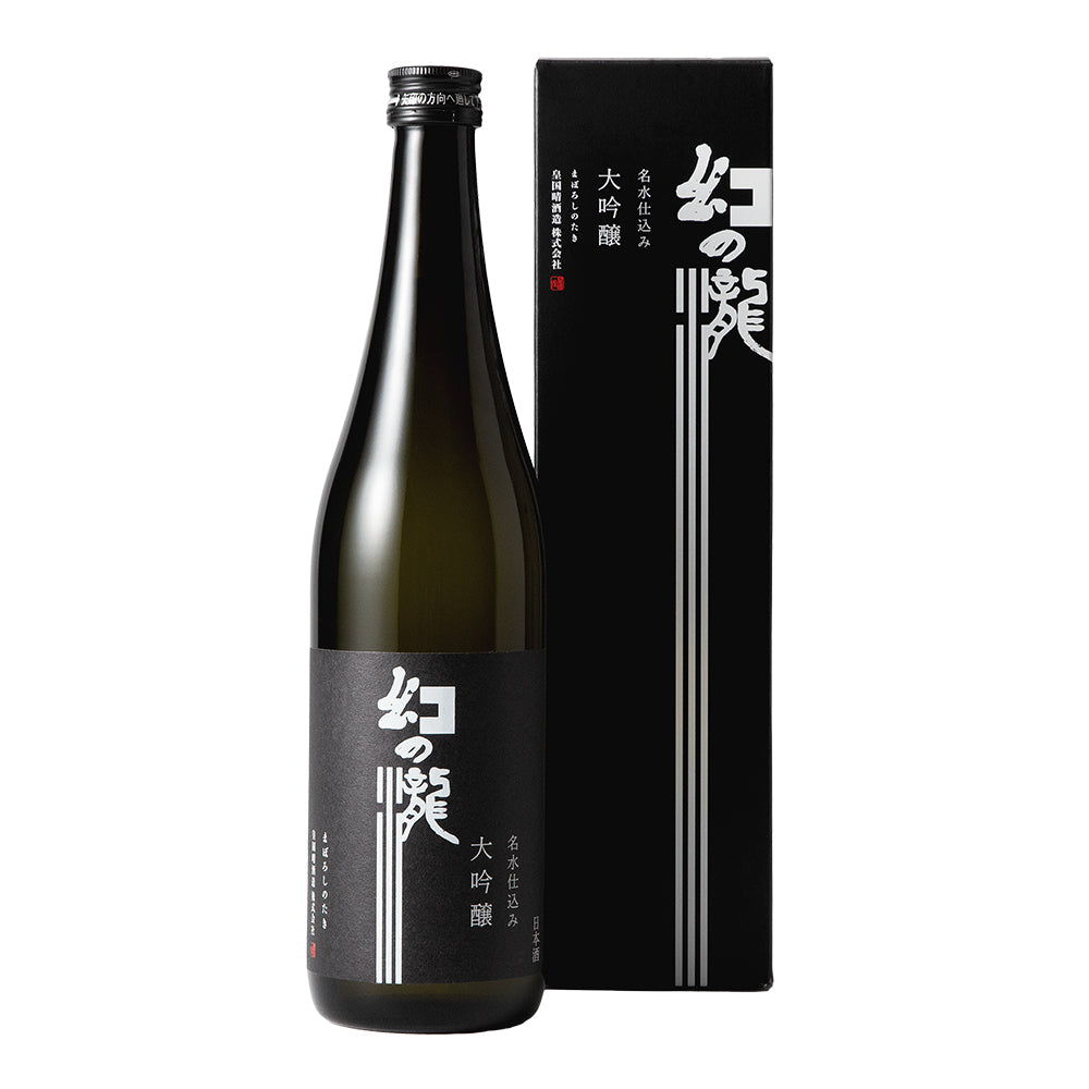 【In Stock】Magboroshi no Taki Daiginjo 720ml