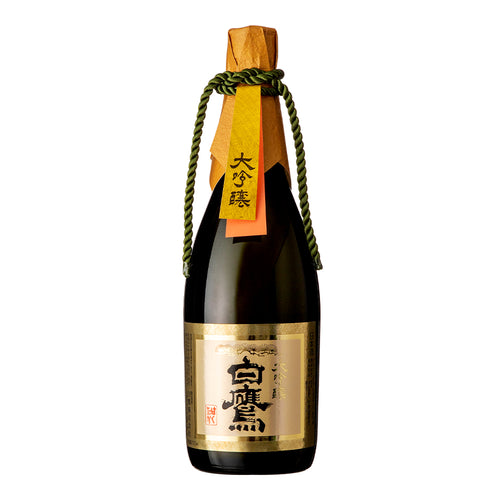 【In Stock】Hakutaka Daiginjo 720ml