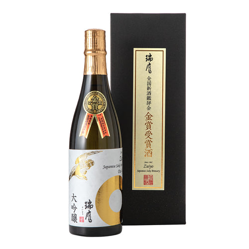 Zuiyo, Daiginjo, 2019 Special Edition 720ml