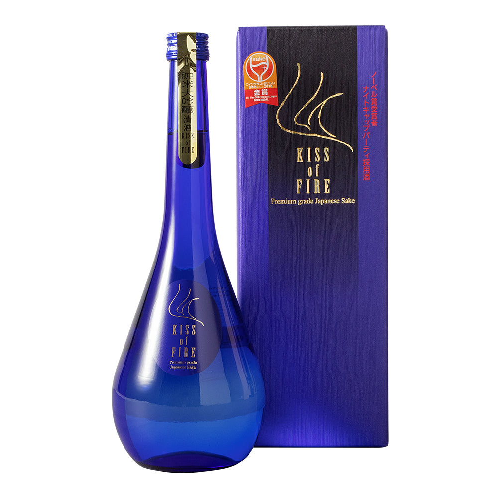Fine Sake Awards 2019 Grand Gold Medal - Hourai Ginjo Dento Karakuchi