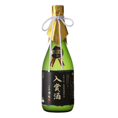 Fukukomachi, Daiginjo (2020 Awarded Edition) 720ml